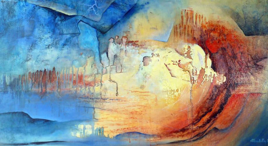 """Résultat de recherche d'images pour """"peinture abstraite, le rêve"""""""